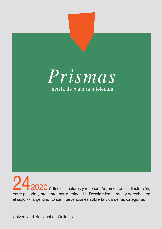 Ver Vol. 24 Núm. 1 (2020): Prismas - Revista de historia intelectual